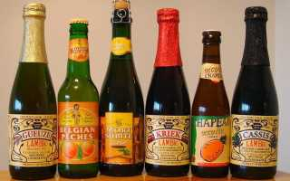 Пиво ламбик и его особенности