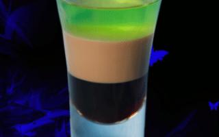 Как сделать коктейль Б 53 в домашних условиях
