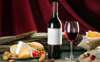 Вино и этикет употребления вина
