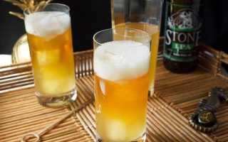 Рецепты приготовления коктейлей с пивом