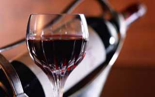 Полезные свойства вина