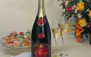 Чем разрешается закусывать шампанское?