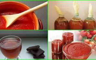 Рецепт приготовления браги на томатной пасте