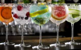 Женские алкогольные коктейли в домашних условиях