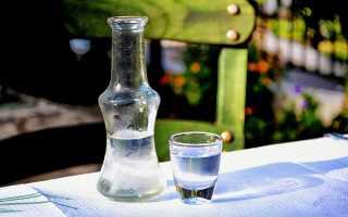 Особенности очистки самогона марганцовкой