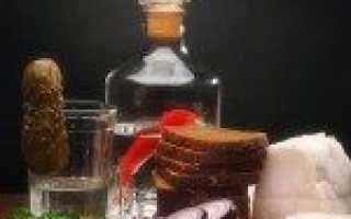 Рецепт приготовления браги для самогона