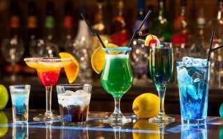 Как приготовить самые крепкие алкогольные коктейли