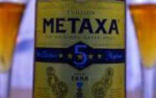 Метакса: что это за напиток – коньяк или бренди