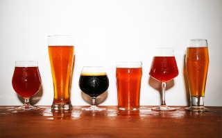 Как правильно пользоваться бокалами для пива