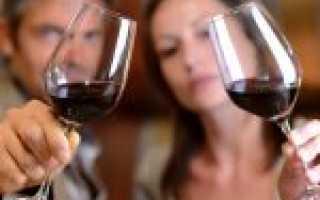 Советы при дегустации вин