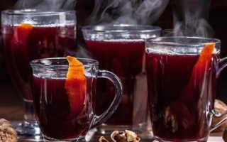 Горячие алкогольные напитки в домашних условиях