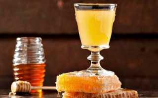 Рецепт водки с медом от простуды