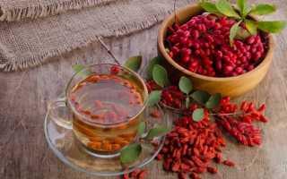 Рецепт приготовления настойки на барбарисе