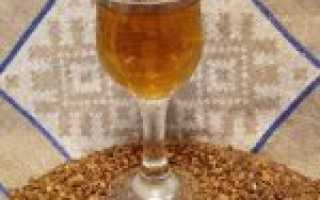Рецепт приготовления самогона из гречки